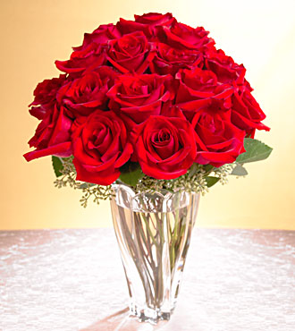 24 Premium Long Stem Rose Bouquet